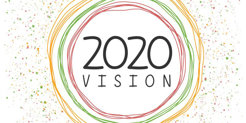"2020 Vision ""What is God Saying to you?"""